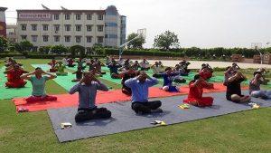 Yoga at OSGU
