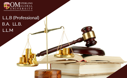 Law courses – Scope, Advantages & Career options