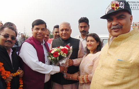 Deputy Speaker of Haryana Vidhansabha Sh. Ranbir Singh Gangwa