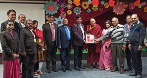 OSGU welcomes venerable Geshe Lhakdor
