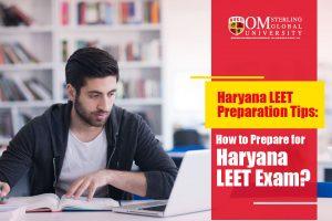 Haryana LEET Preparation Tips: How to Prepare for Haryana LEET Exam