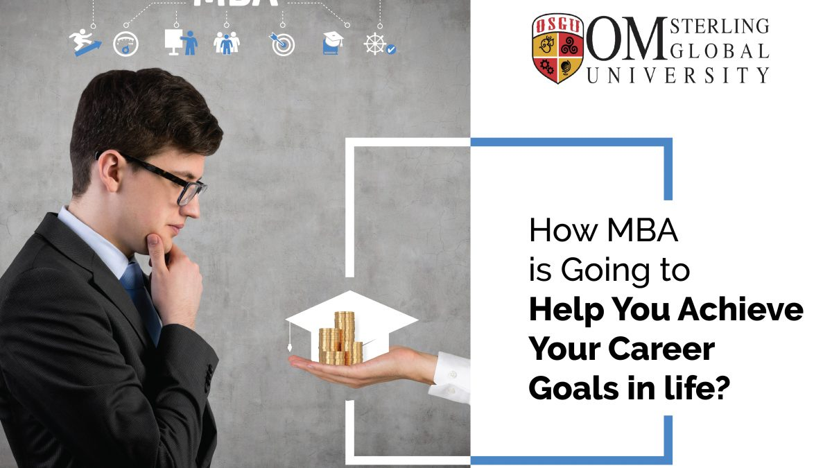Achieve Your Career Goals with MBA Degree