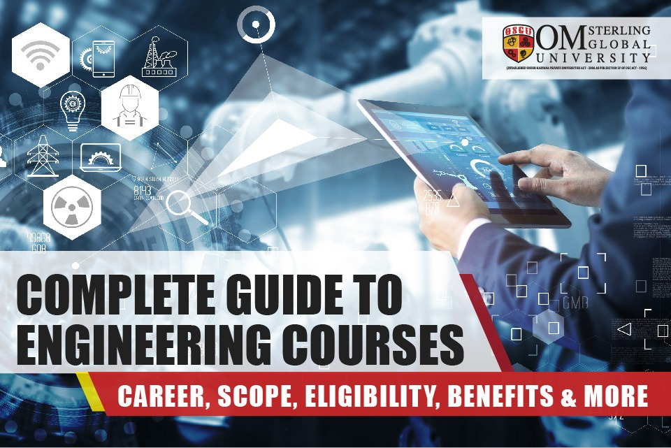 complete guide to engineering courses