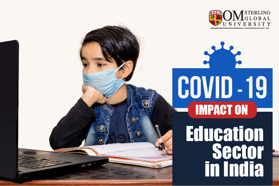Corona Impact On Education Sector In India