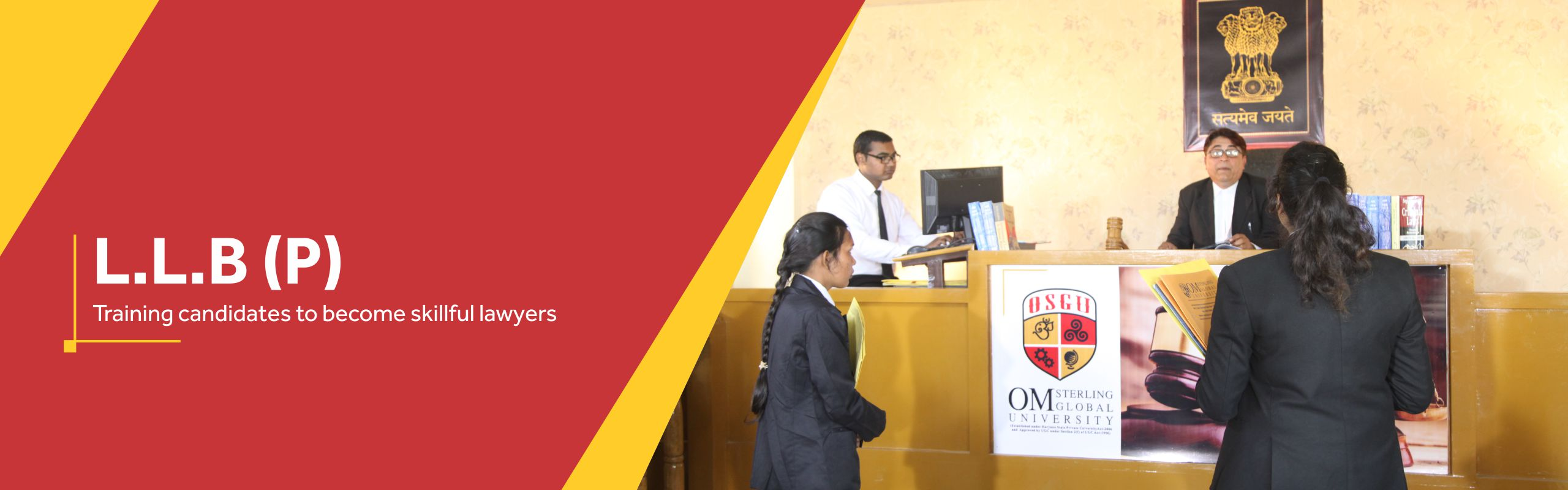 LL.B. (Professional) Course/College in Haryana, India
