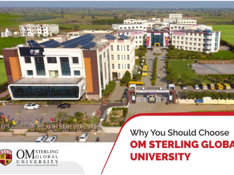 Why Choose Om Sterling Global University, Haryana