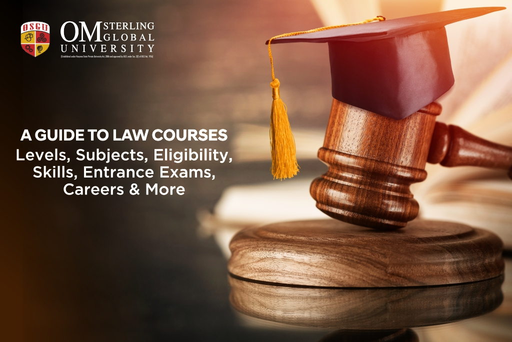 A Guide to Law Courses