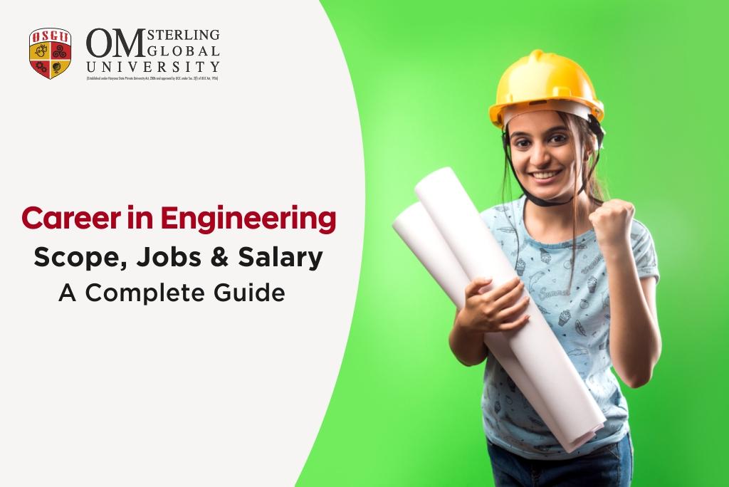 Career in Engineering: Scope, Jobs & Salary