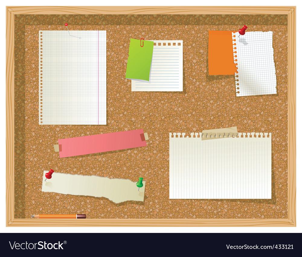office-noticeboard-vector-433121