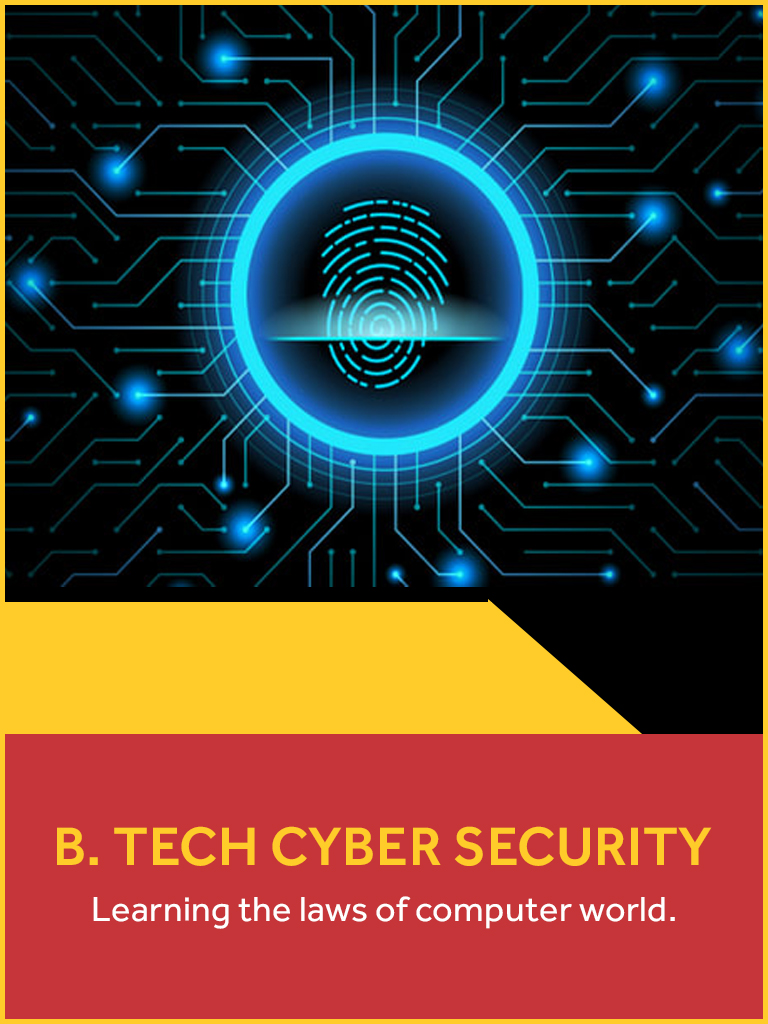 B.Tech. CSE (Cyber Security) Course/College in Haryana