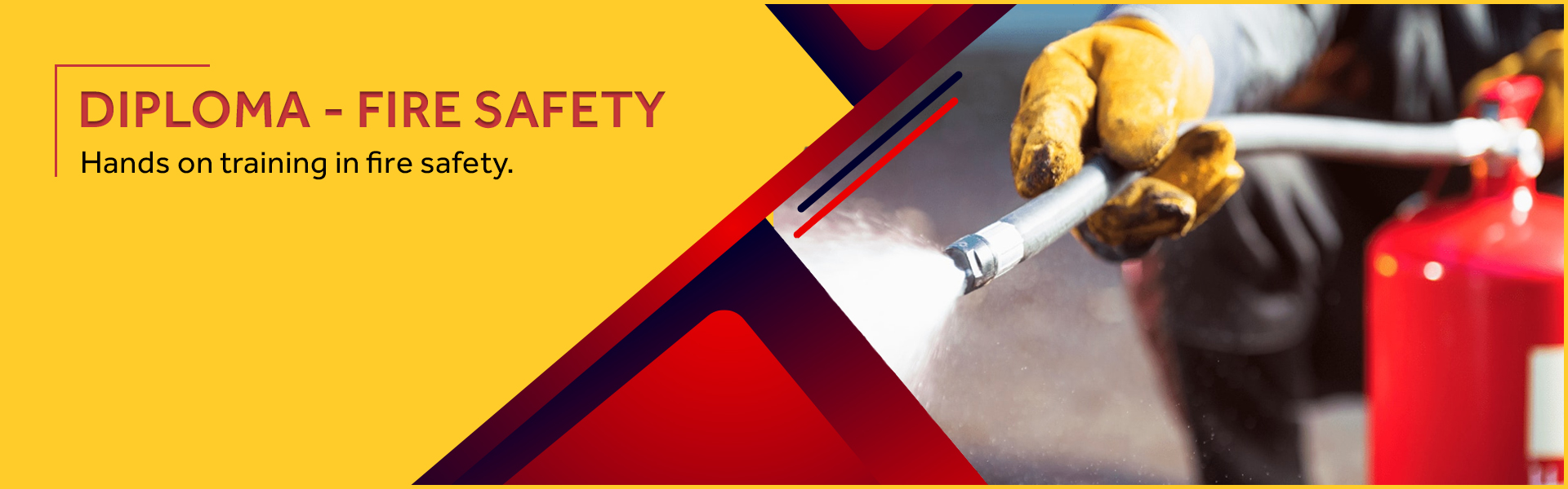 Diploma in Fire Safety Course/College in Haryana
