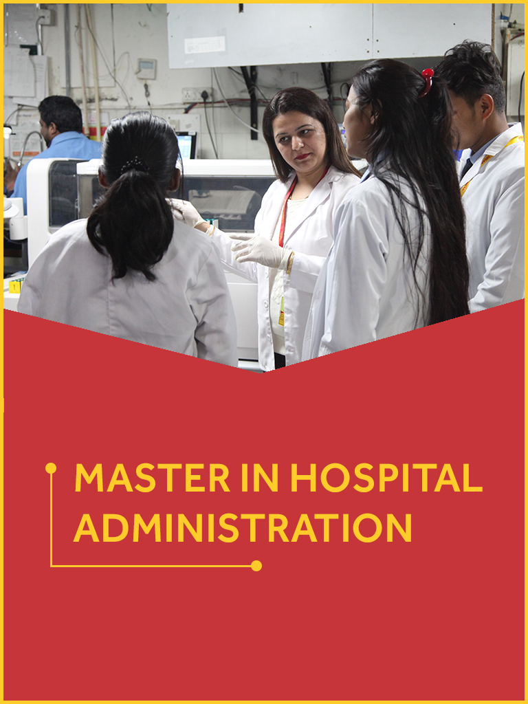 Master in Hospital Administration Course in Haryana, India ...