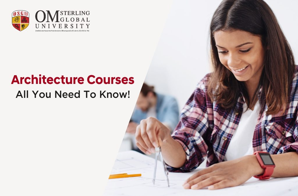 Architecture Courses: All You Need To Know
