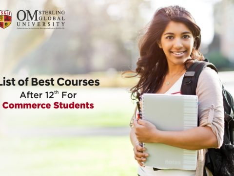 Courses After 12th for Commerce Students