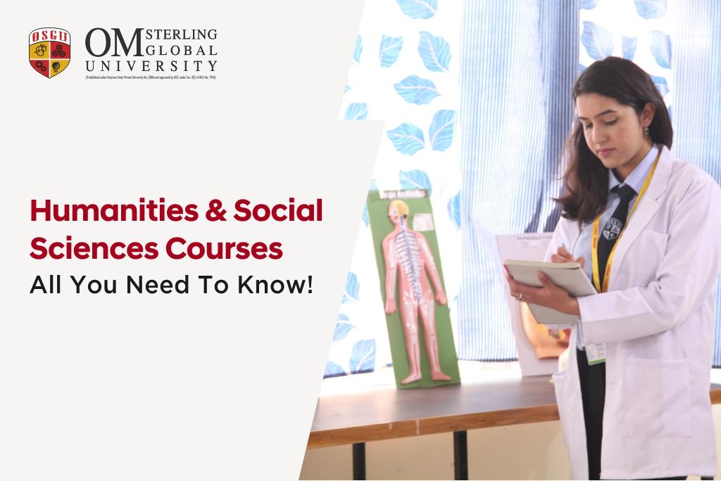 Humanities & Social Sciences Courses