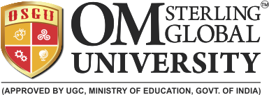 About OSGU Om Sterling Global University (OSGU) Logo
