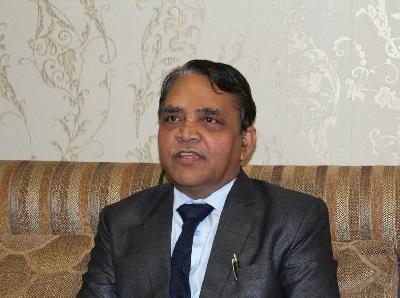 Prof. N. P. Kaushik
