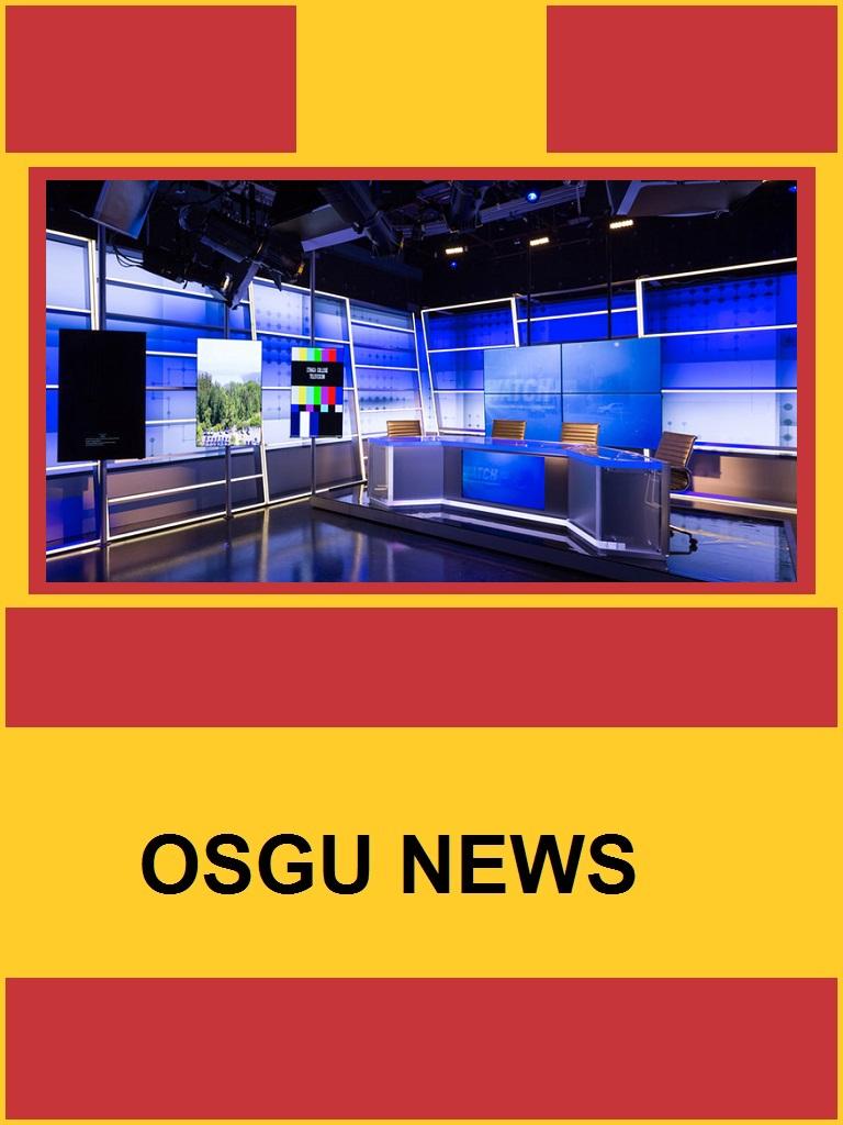 OSGU NEWS