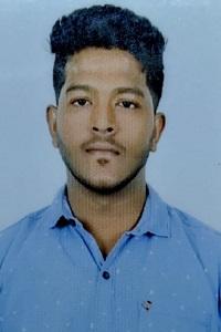 Arun kingson B. Tech OSGU Alumni Sonoco Trident Job Quality control Execuitve