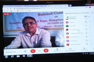 National Yoga Conference at Om Sterling Global University3