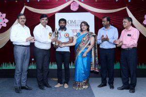 PadmaShri Sh Yogeshwar Dutt awarded to players of Om Sterling Global University (OSGU)4