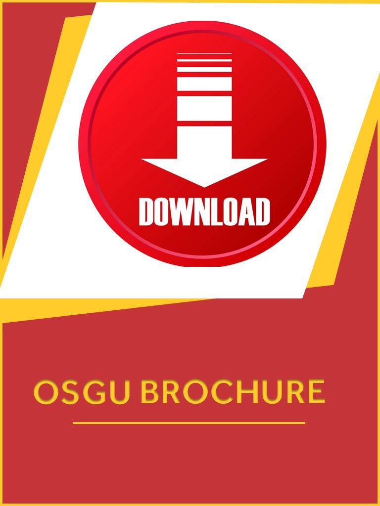 OSGU Brochure