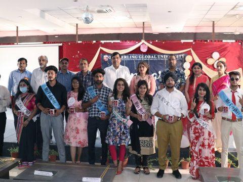 Preeti Miss Euphoria and Sumit become Mr. Euphoria in Euphoria program at OSGU Hisar