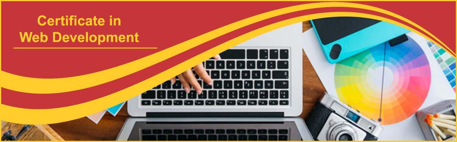 Certificate in Web Development OSGU, Hisar
